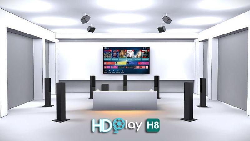 cấu hình HDPLAY H8