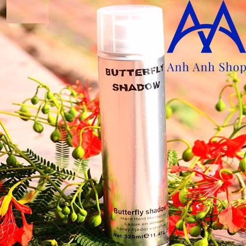 Gôm xịt tóc Shadow 300ml 1