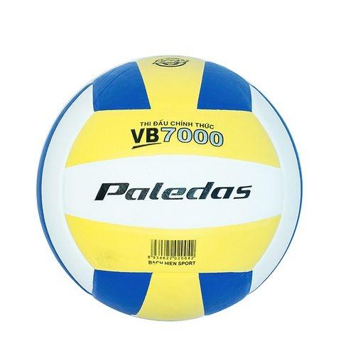 Bóng chuyền dán Paledas da PU tổng hợp tiêu chuẩn thi đấu-VB7000