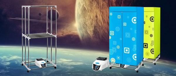 Bán buôn tủ sấy quần áo Samsung tiện dụng