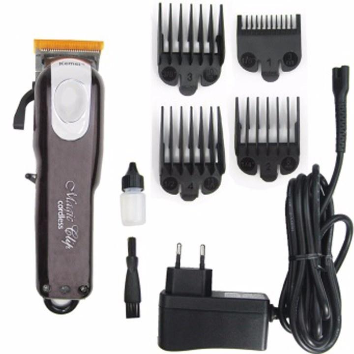 Tông đơ cắt tóc không dây chuyên nghiệp Kemei KM-2600 6