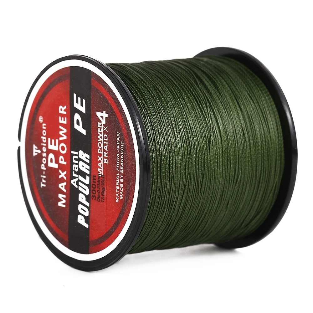 Line Super Strong Multifilament Fishing. Source · Suitable for different fishingsituations,