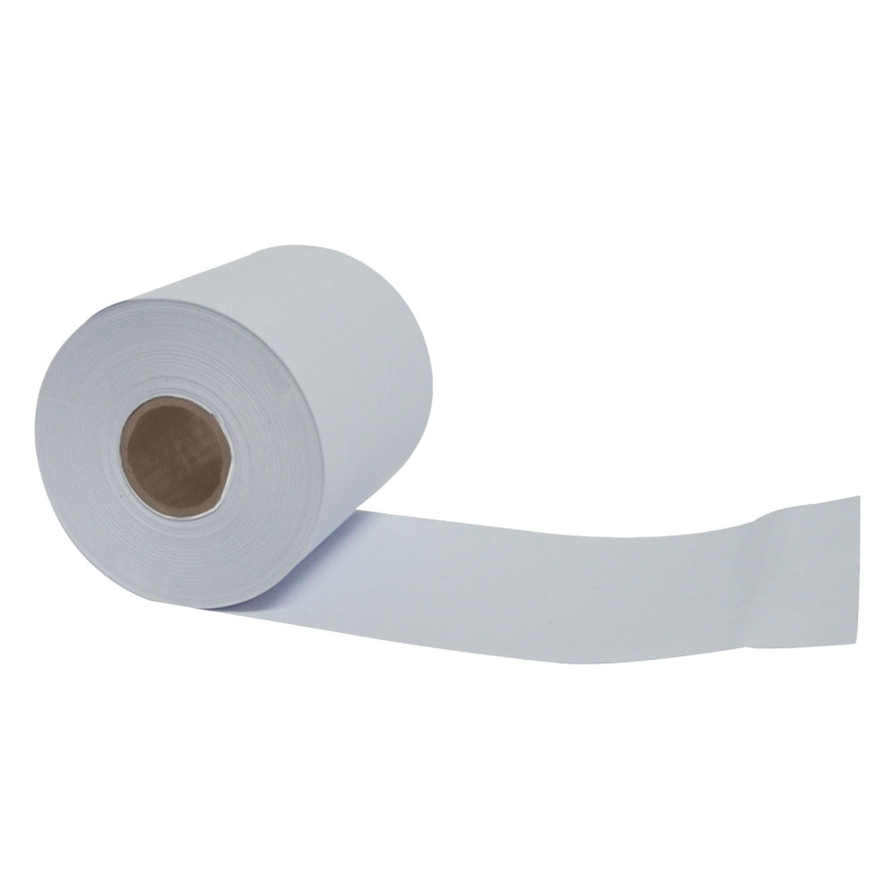 10rolls 80 X 50mm Portable Thermal Printer Paper Print Clearly Kertas Struk Kasir 80x40mm Mobile 80mm Portabel Isi 10roll Thickness 197inches Color As Pictures Shows Package
