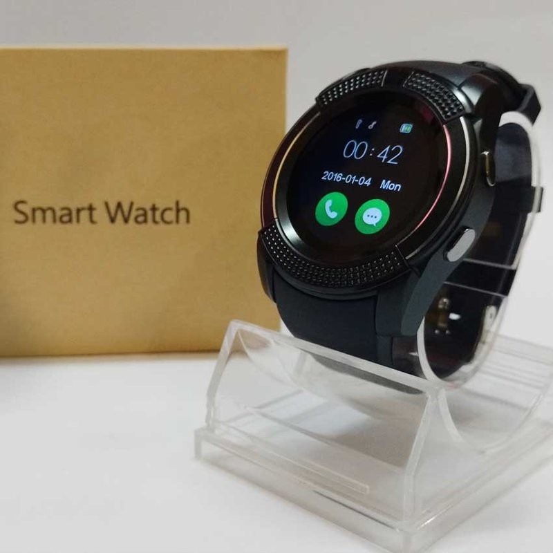 Đồng Hồ Thông Minh SmartWatch V8 2