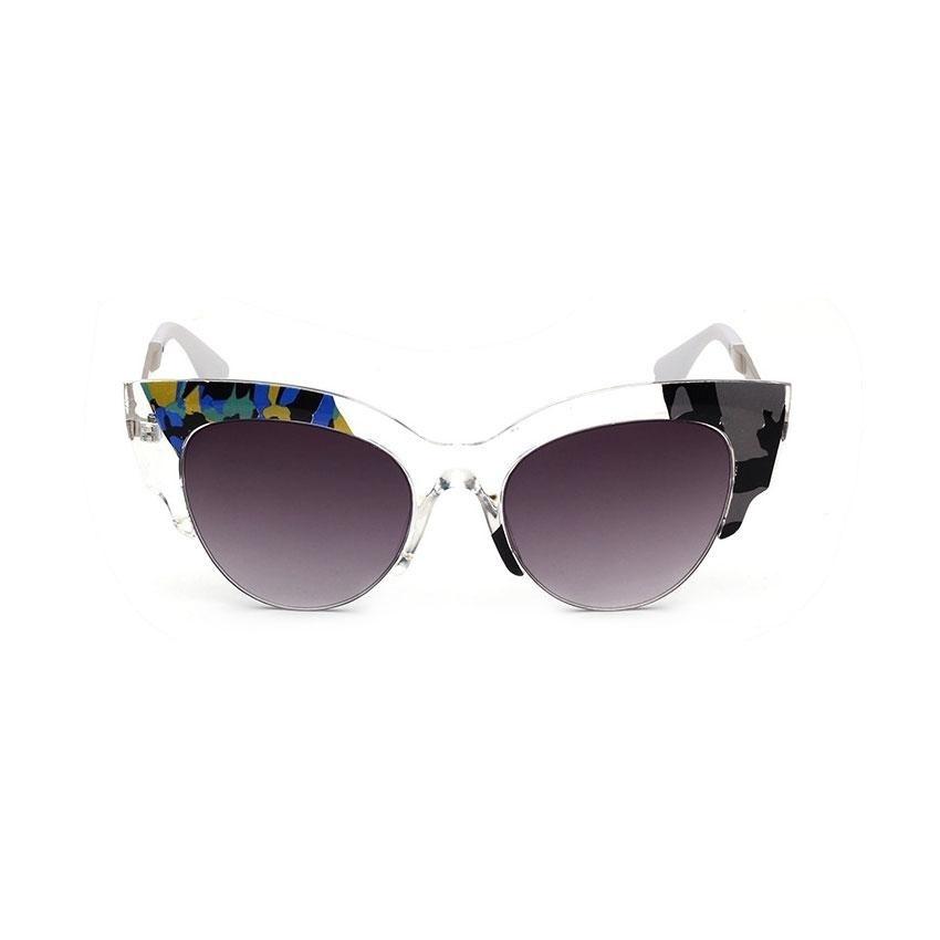 Oulaiou Fashion Accessories Anti fatigue Trendy Eyewear Reading Glasses OJ722 intl. Source · Light Lens