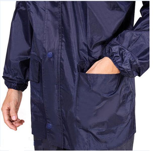 Bộ Áo Mưa Vải Dù Cao Cấp chống thấm size 2XL 9