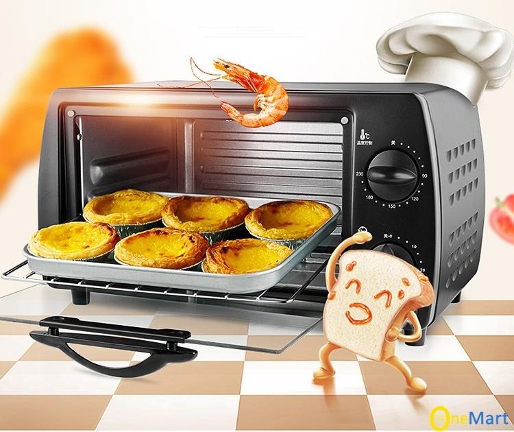 lò nướng điện mini thông minh
