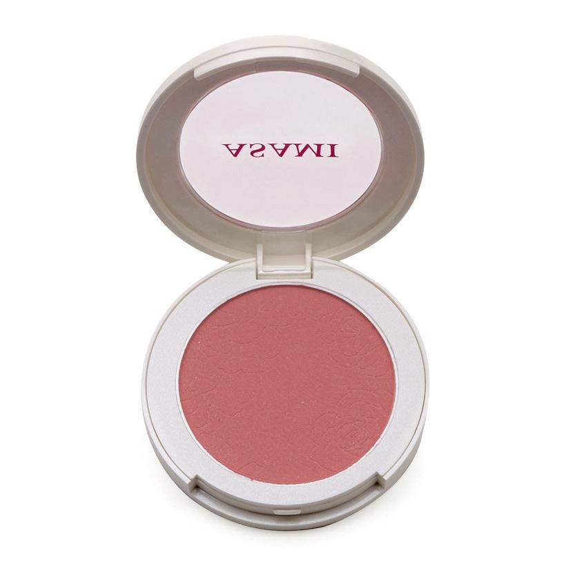 Phấn Má Hồng 1 Màu Asami Blusher Pink (4g)