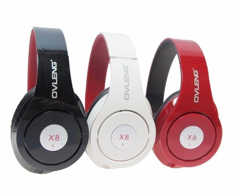 Tai nghe OVLENG X8 Deeep Bass Gaming Headset Stereo Sound