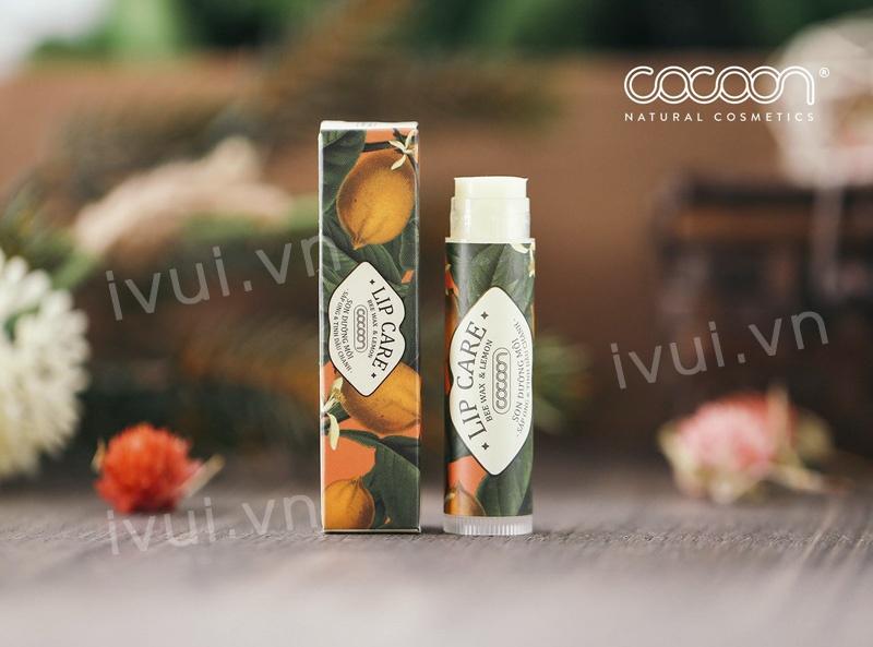 son dưỡng môi Lip Care của Cocoon
