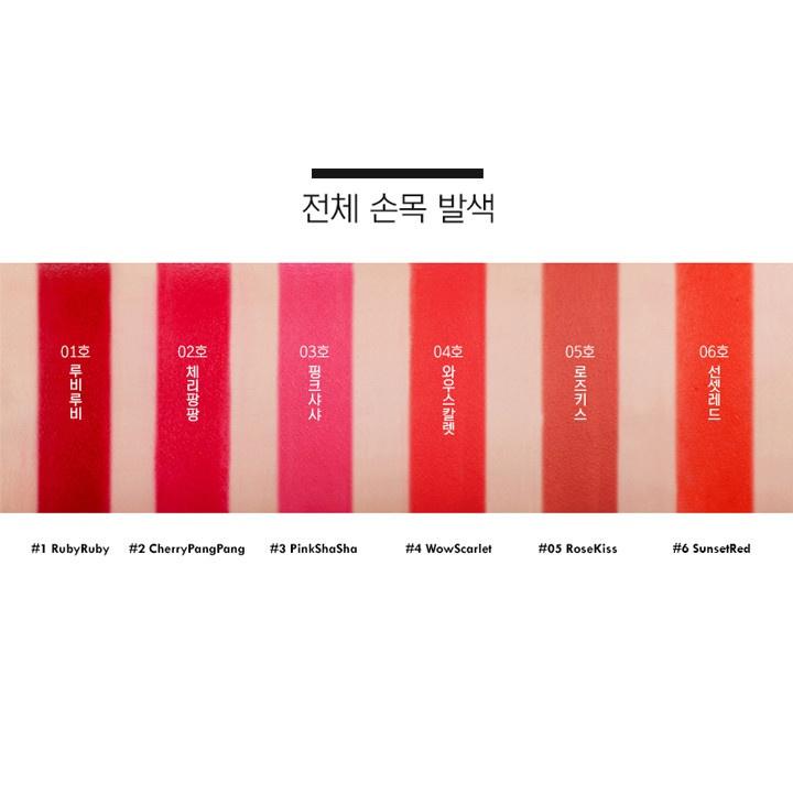 Son lì bỏ túi Muse Color Red Label màu 02 - CherryPangPang 5