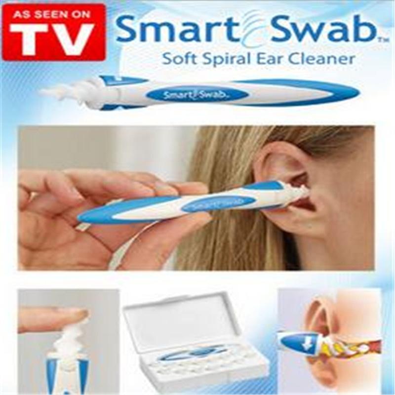 Dụng Cụ Lấy Ráy Tai Thông Minh Smart Swab