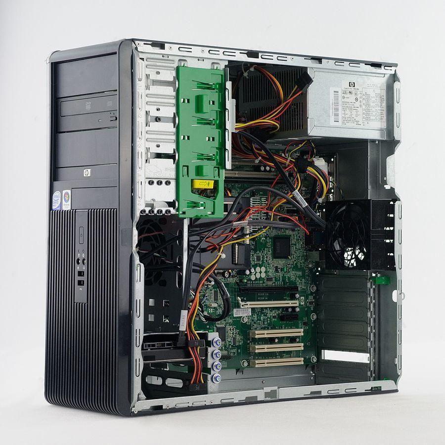 máy tính đồng bộ HP Compaq DC7800 MT