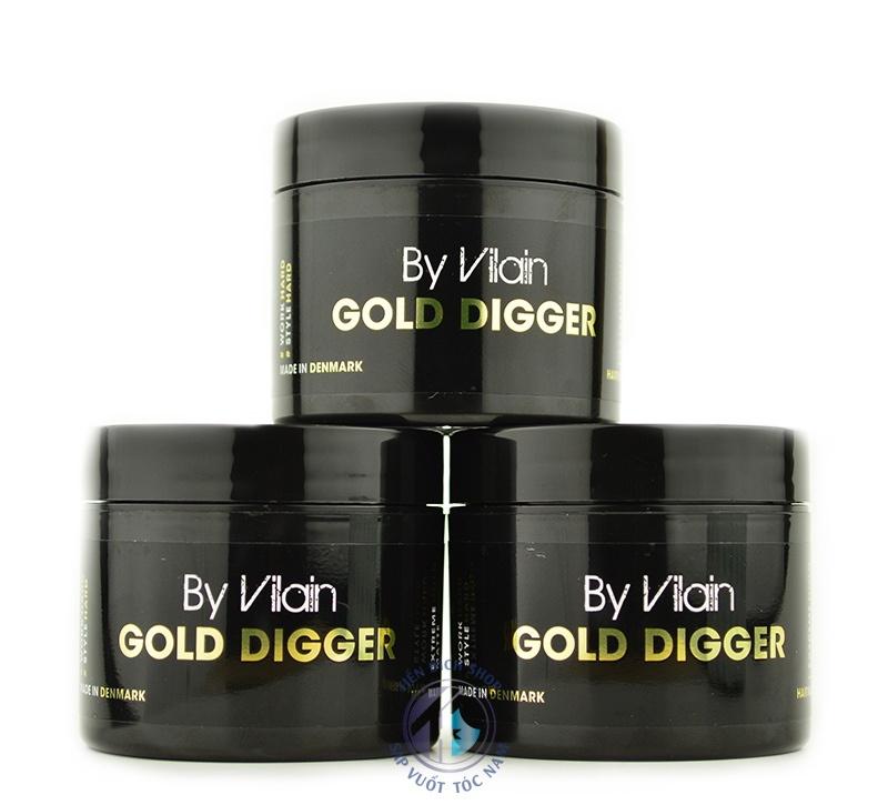 Sap Vuot Toc By Vilain Gold Digger cao cap