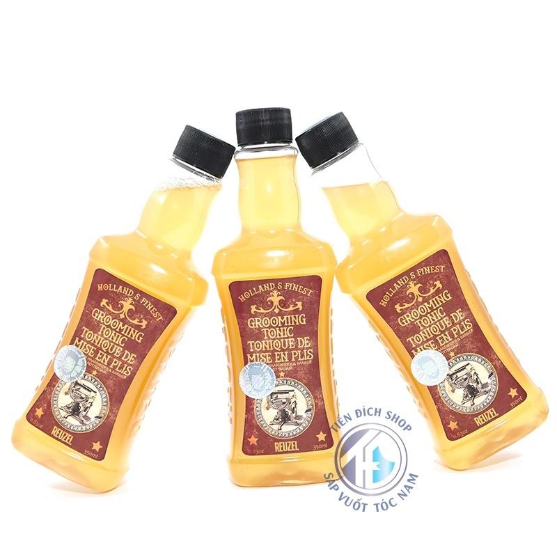 chai xịt dưỡng tóc reuzel grooming tonic cao cấp