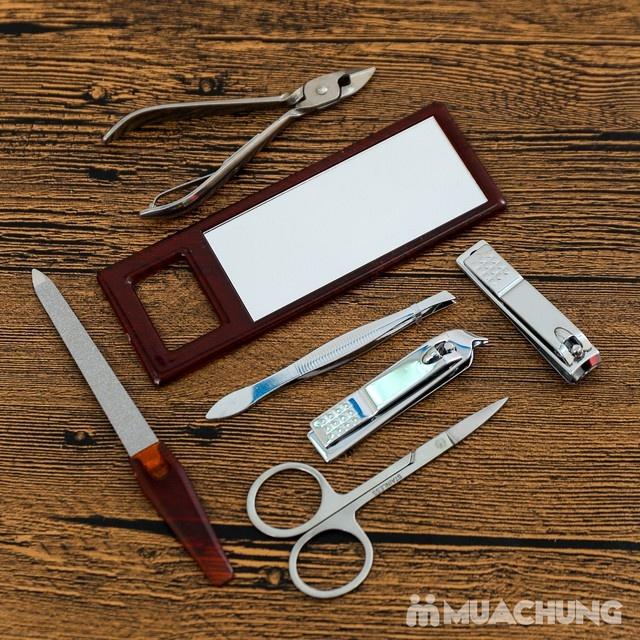 Bộ dụng cụ trang điểm & làm móng 18 món  - 3