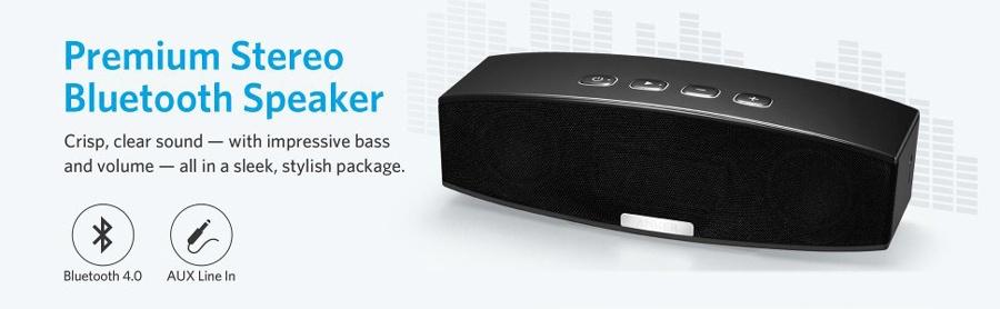 Loa Bluetooth Anker Premium Stereo