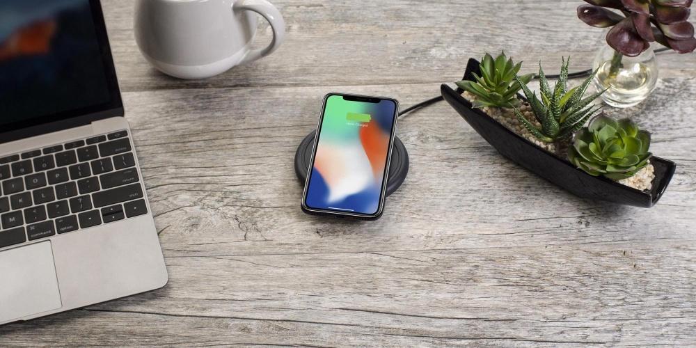 Review Đế sạc nhanh không dây Mophie (wireless charging base) (Mỹ)