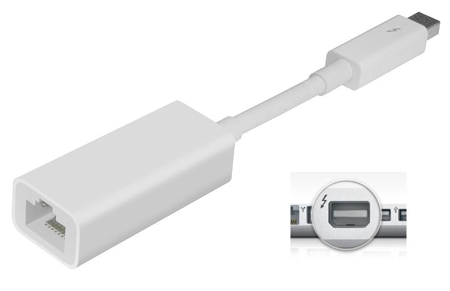 Cáp Chuyển Đổi Thunderbolt To Firewire 800 (1394b) chính hãng Apple