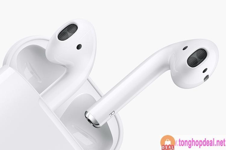 Tai Nghe Nhét Tai Apple Airpod - Hàng Nhập Khẩu