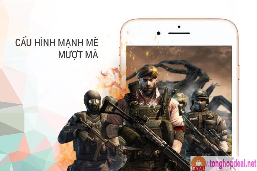 Điện Thoại iPhone 8 Plus 256GB - Hàng Nhập Khẩu