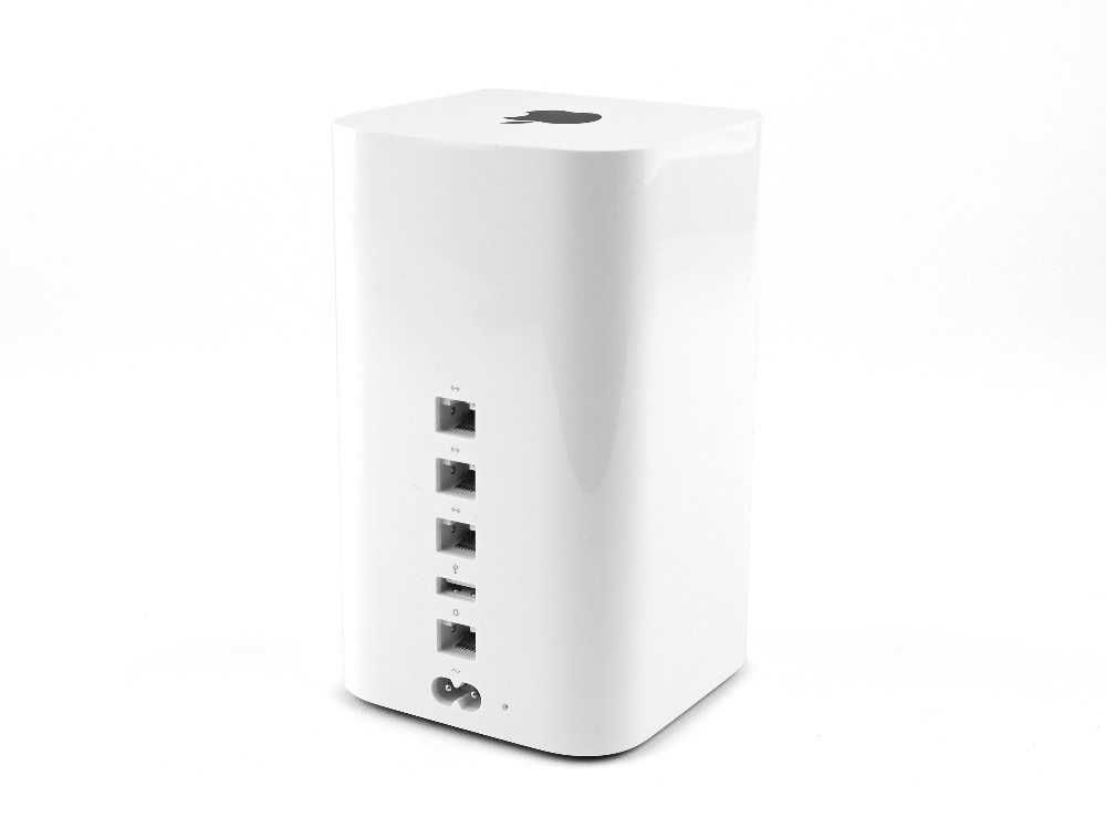 Review Apple Airport Extreme 802.11AC ME918ZP/A