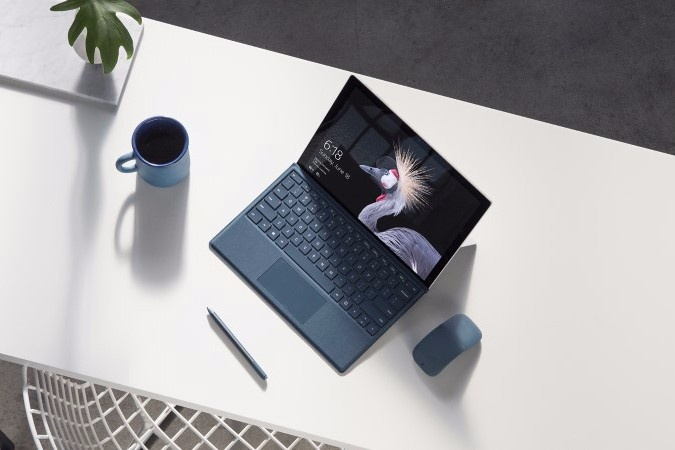 Microsoft Surface pro 2017 with Type Cover HGH-00014 Microsoft – Review sản phẩm