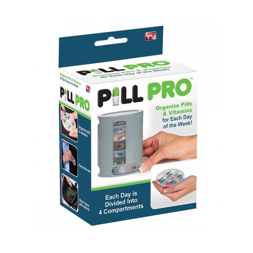 Hộp chia thuốc 7 ngày tiện dụng Pill Pro