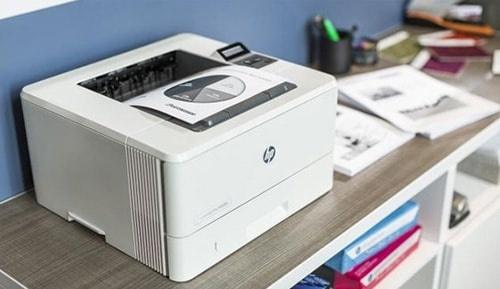 Máy in HP LaserJet Pro M402DNE