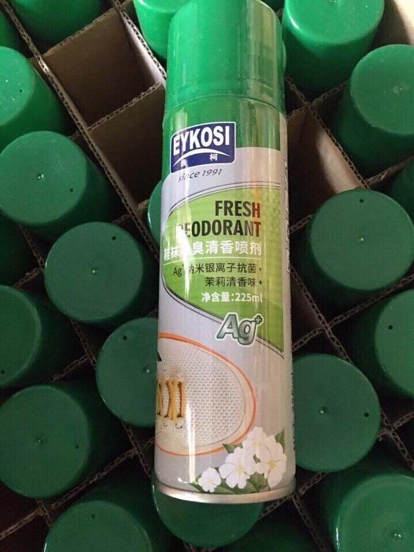 Bình xịt giày chống thối chân Eykosi Fresh Deodorant