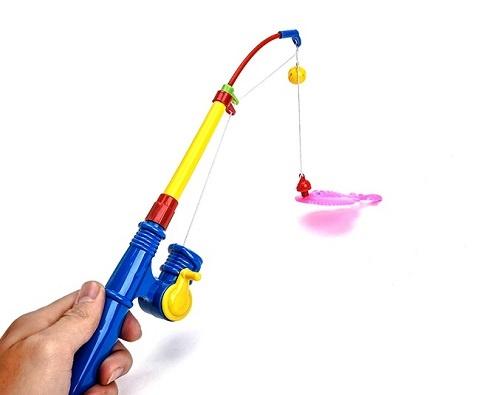 Bộ đồ chơi câu cá trẻ em