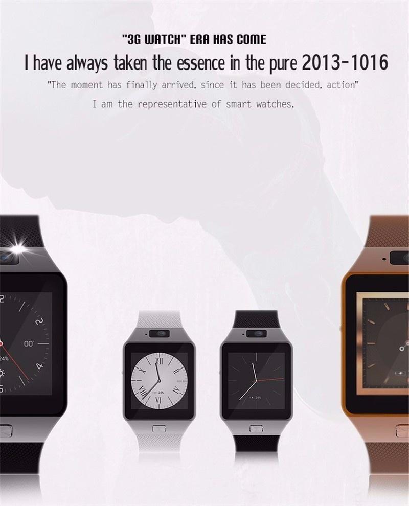 Đồng hồ thông minh QW09 Smart Watch 2
