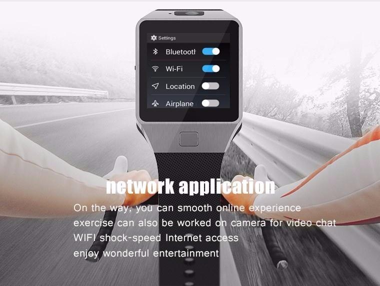 Đồng hồ thông minh QW09 Smart Watch 3