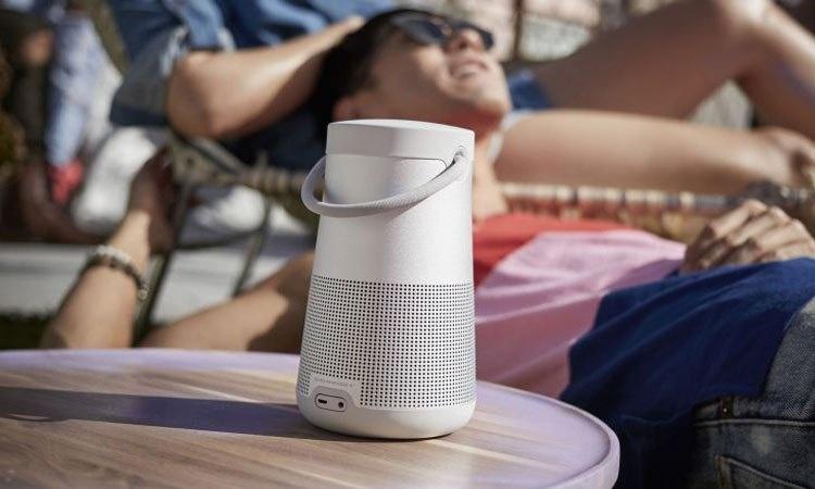 LOA BOSE SOUNDLINK REVOLVE+ XÁM (739617-5310) Bose – Review sản phẩm
