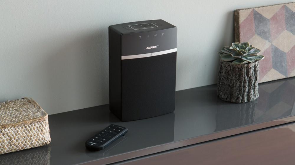 LOA BOSE SOUNDTOUCH 10- ĐEN (731396-5100) Bose – Review sản phẩm
