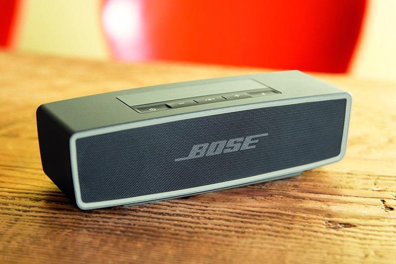 LOA BOSE SOUNDLINK MINI II MÀU ĐEN/ĐỒNG (725192-5710) Bose – Review sản phẩm