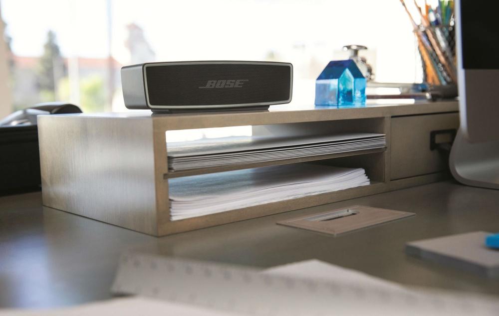 Loa Bluetooth Bose SoundLink Mini II (Ngọc trai) – Hàng Nhập Khẩu Bose – Review sản phẩm