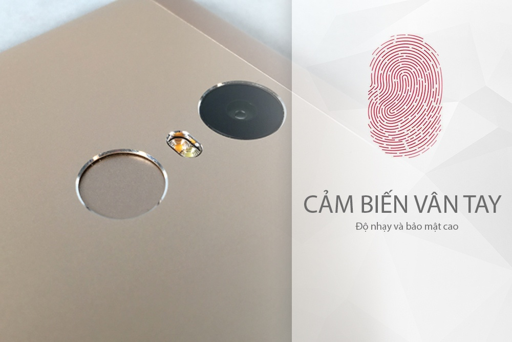 Điện Thoại Xiaomi Redmi Note 4 - Hàng Chính Hãng