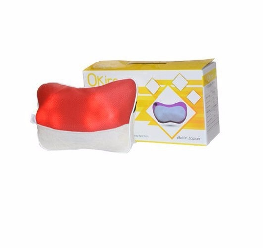 Gối massage 6 bi hồng ngoại OKIRA- 0965.011.567 5