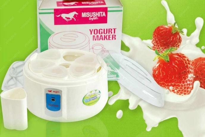 máy làm sữa chua Misushita 10