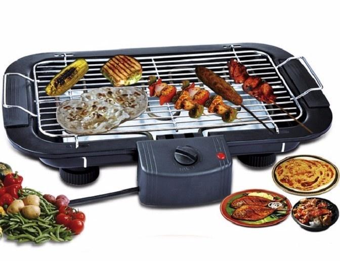 Bếp nướng điện không khói electric barbecue grill 9