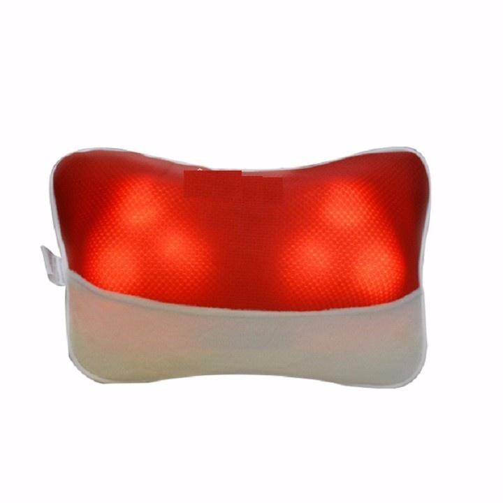 Gối massage 6 bi hồng ngoại OKIRA- 0965.011.567 7