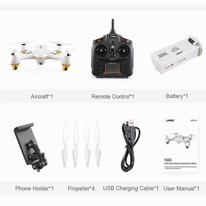 Flycam JJRC JJPRO X3 GPS