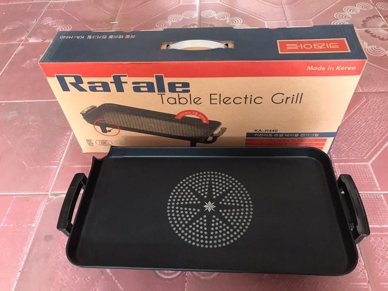 Bếp nướng điện Rafale- 0965.011.567 2