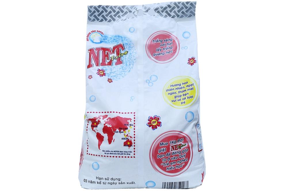 Bột giặt Net Extra 6kg