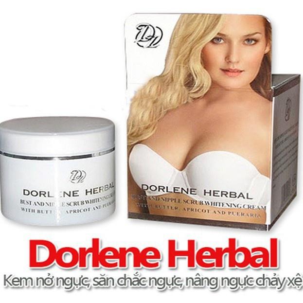 Kem massage nở ngực Dorlene HerBal - Cam Kết Chuẩn Thái 2