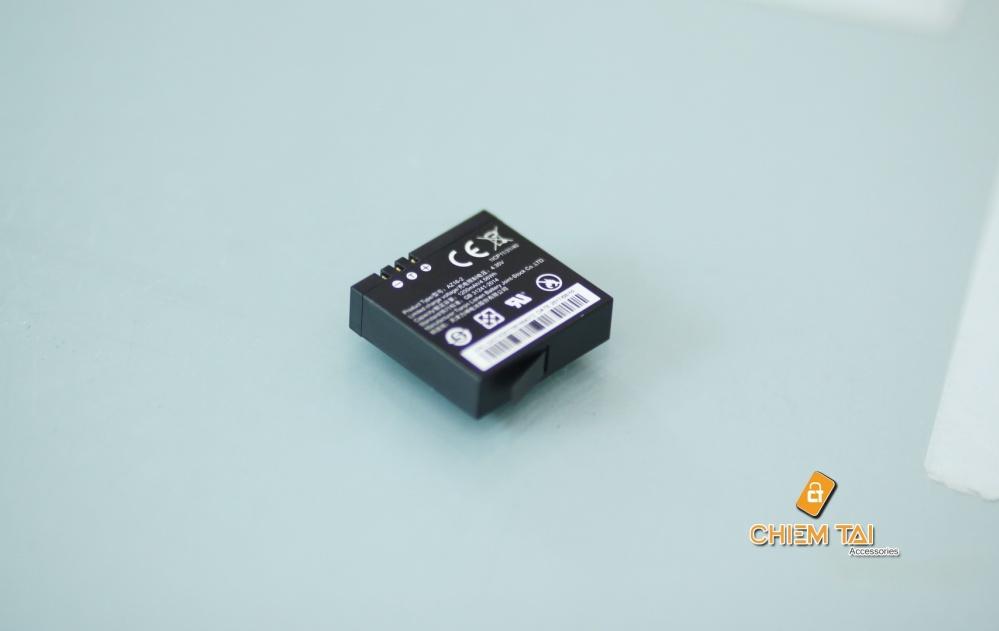 Pin camera hành động Xiaomi Yi Action 4K Xiaomi – Review sản phẩm