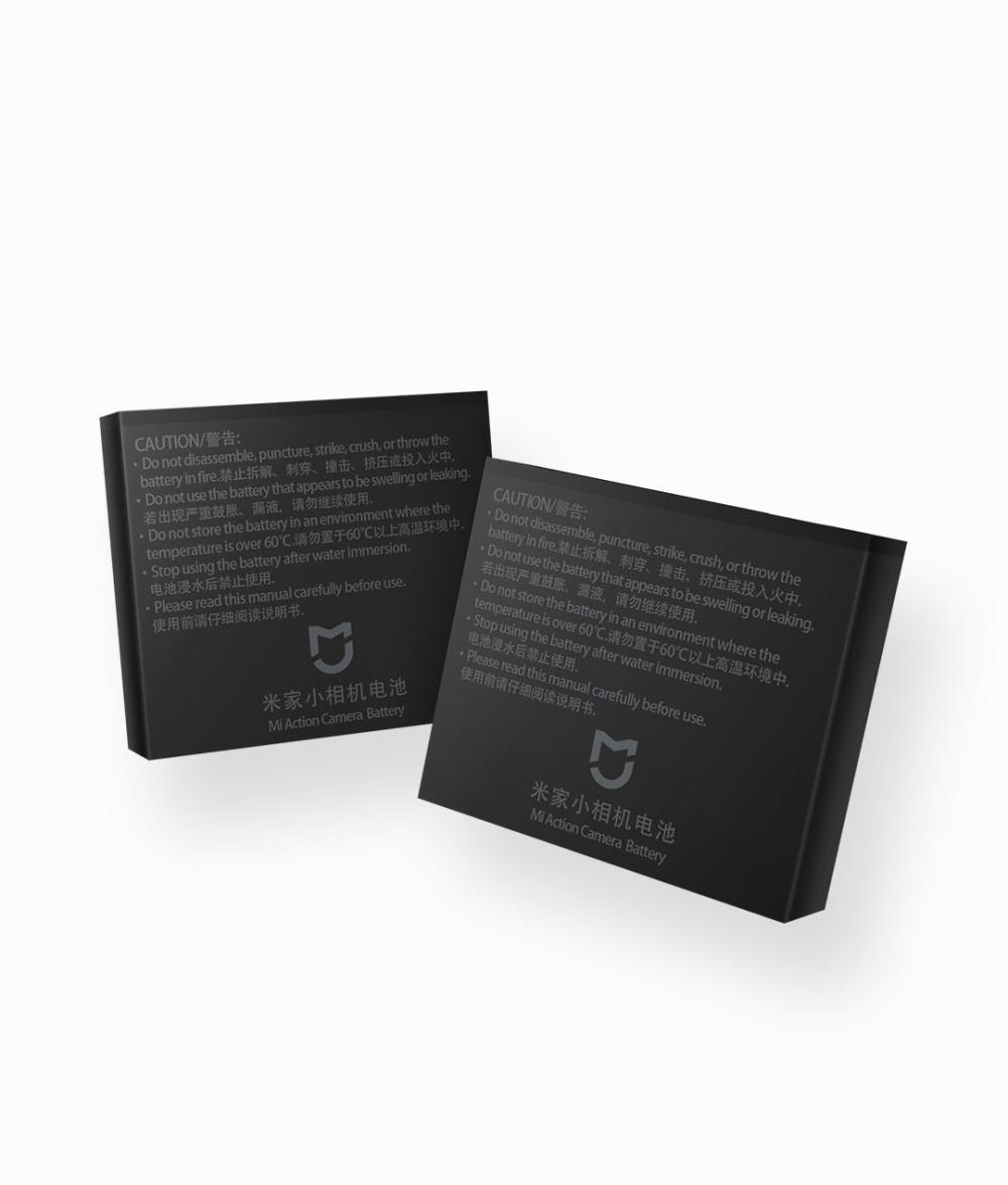 Pin camera hành động Action Camera Mijia Xiaomi 4K Xiaomi – Review sản phẩm