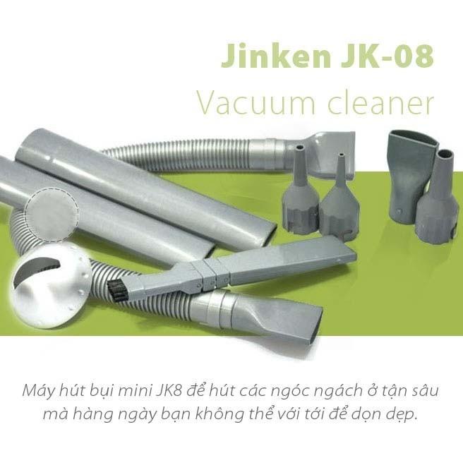 Máy hút bụi 2 chiều cầm tay Vacuum Cleaner JK-08 6