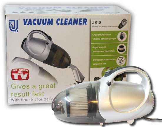Máy hút bụi 2 chiều cầm tay Vacuum Cleaner JK-08 1